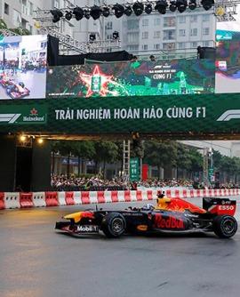 Chặng Đua F1 Tại Việt Nam Chính Thức Bị Hoãn