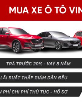 Quy Trình mua bán xe Vinfast trả góp tại Vinfast Hải Dương