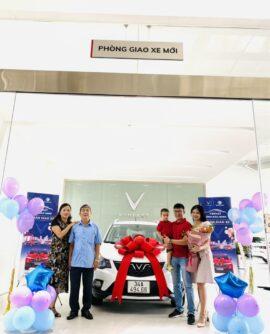 VinFast Hải Dương – Đồng hành cùng khách hàng mua xe trả góp Ms Vân 0974101289